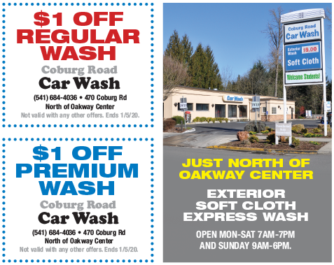 Coburg Car Wash coupon