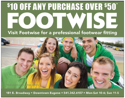 Footwise coupon