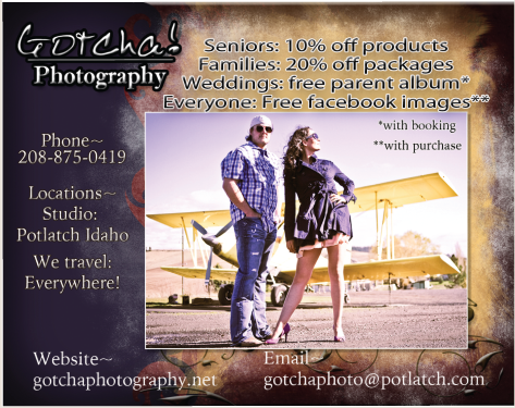 Gotcha Photography coupon