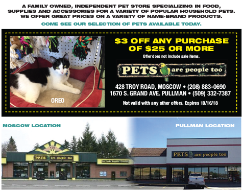 Pets Are People Too coupon