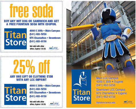 The Titan Store coupon
