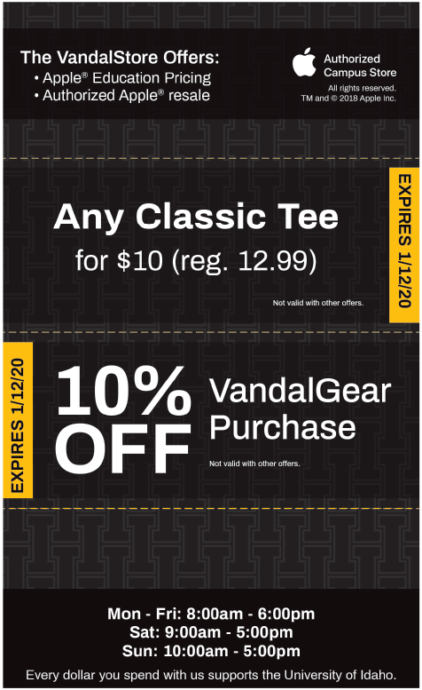 Vandal Store coupons 2